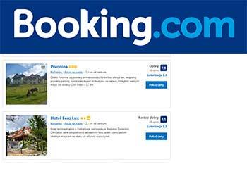 korbielów noclegi booking
